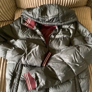 Men's Michael Kors down winter jacket size medium
